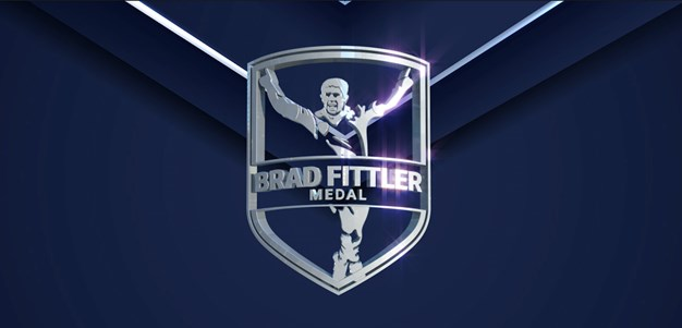 Brad Fittler Medal Award Winners