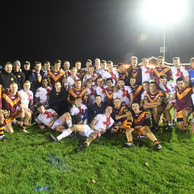NSW Country Under-16's and 18's Kick-off Representative Tour with impressive wins