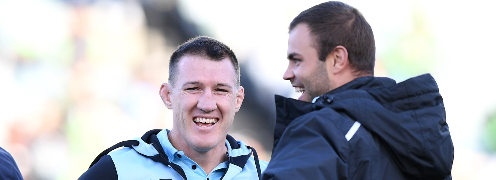 Graham reveals Paul Gallen as biggest influence on his career
