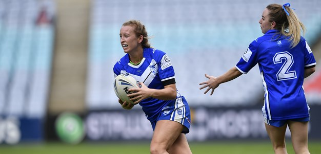AROUND THE GROUNDS | Harvey Norman Women's Premiership Rd 3