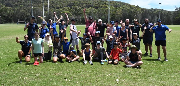 GALLERY | Blind Sports NSW Holiday Camp