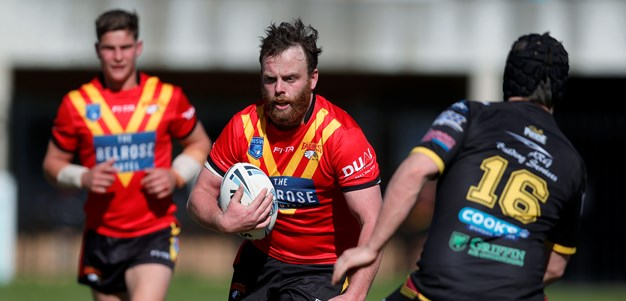 Sydney Shield headlined by top of table thriller