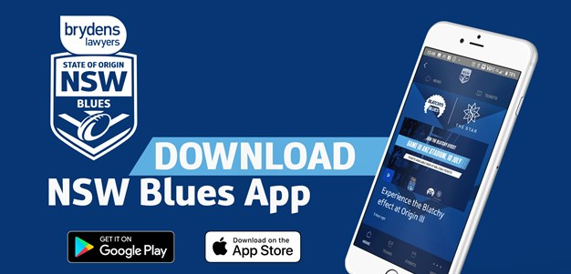 NSW Blues App