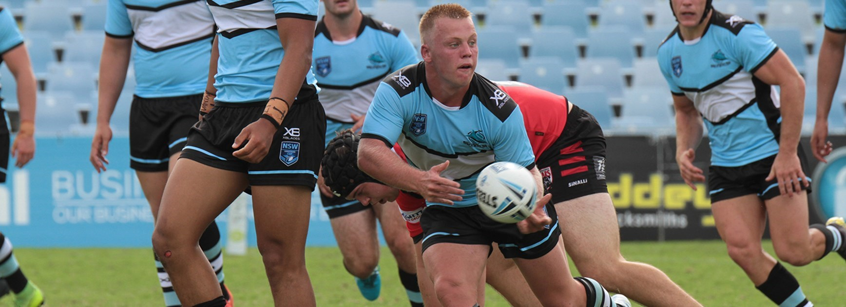 Team in Focus | Cronulla-Sutherland Sharks