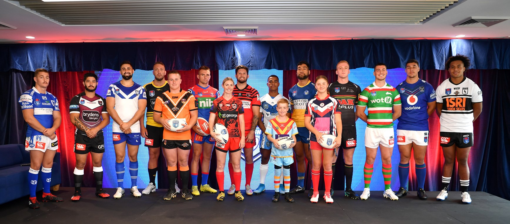 GALLERY | NSWRL 2020 Season Launch