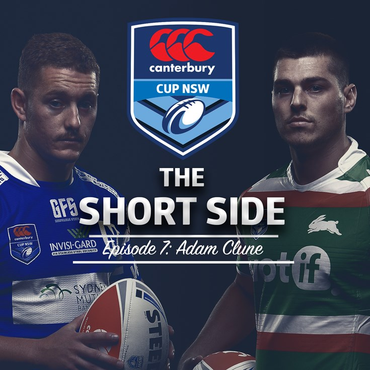 The Short Side with Jamie Soward | Episode 7: Adam Clune