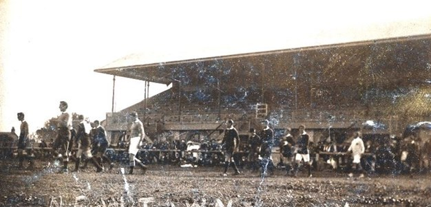 When Rugby League first came to Maitland