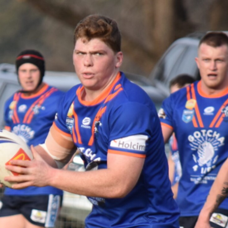 Fenn makes brutal impact for Tumut