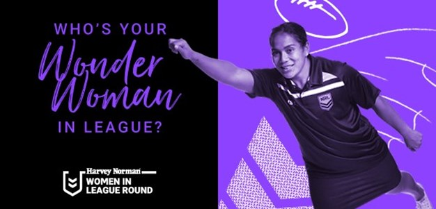 Do you know a Rugby League wonder woman?