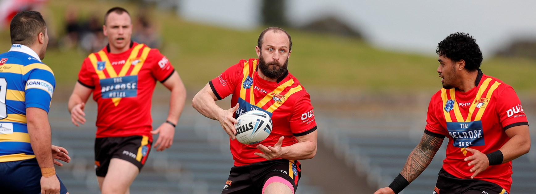 Sydney Shield Rd 8 | Belrose emerge victors in battle of the Eagles