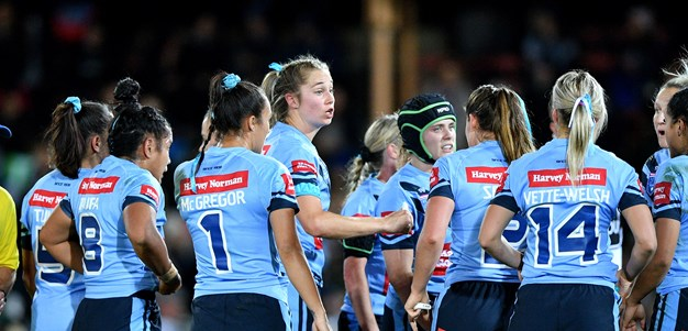 Nine new faces for NSW Women's Origin squad