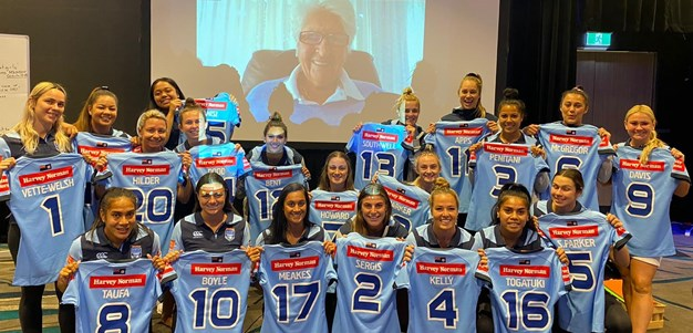 GALLERY | NSW Women's Jersey Presentation