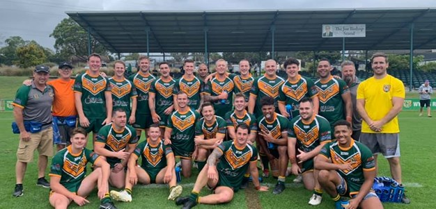 NSW Challenge Cup Week Three Results