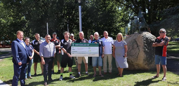 Group 16 clubs benefit from funding boost