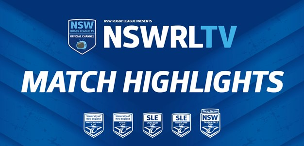 NSWRL TV Highlights | Junior Reps R4