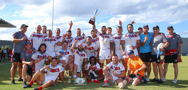 Monaro hold out Illawarra to claim maiden Championship