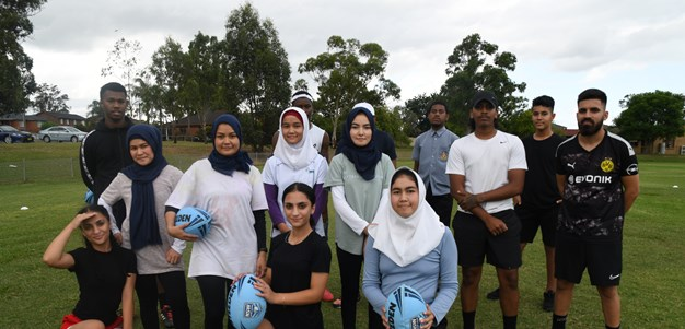 Try League and Silktails to lead Harmony Celebrations