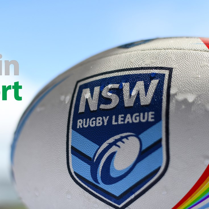 NSWRL partners with Pride In Sport