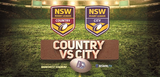 Country vs City  weekend back on NSWRL calendar