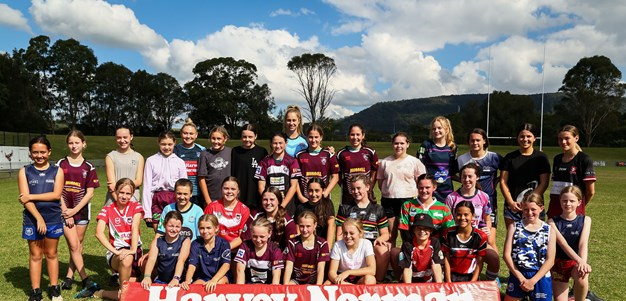 Hilder arms women and girls for future