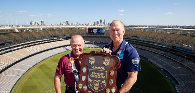 Ampol State of Origin returns to Perth