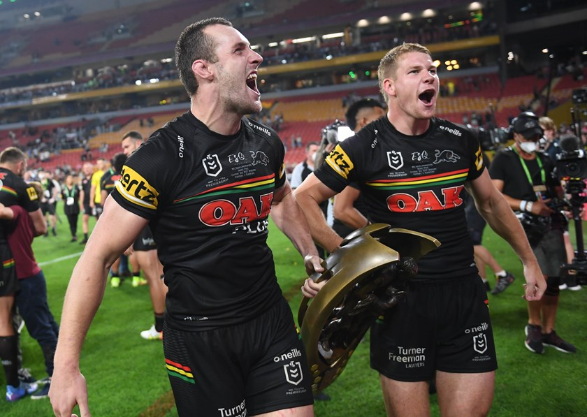 The NRL and major sponsor Telstra announced that a $5,000 grant would be given to the junior club of every player of the Panthers premiership winning side.