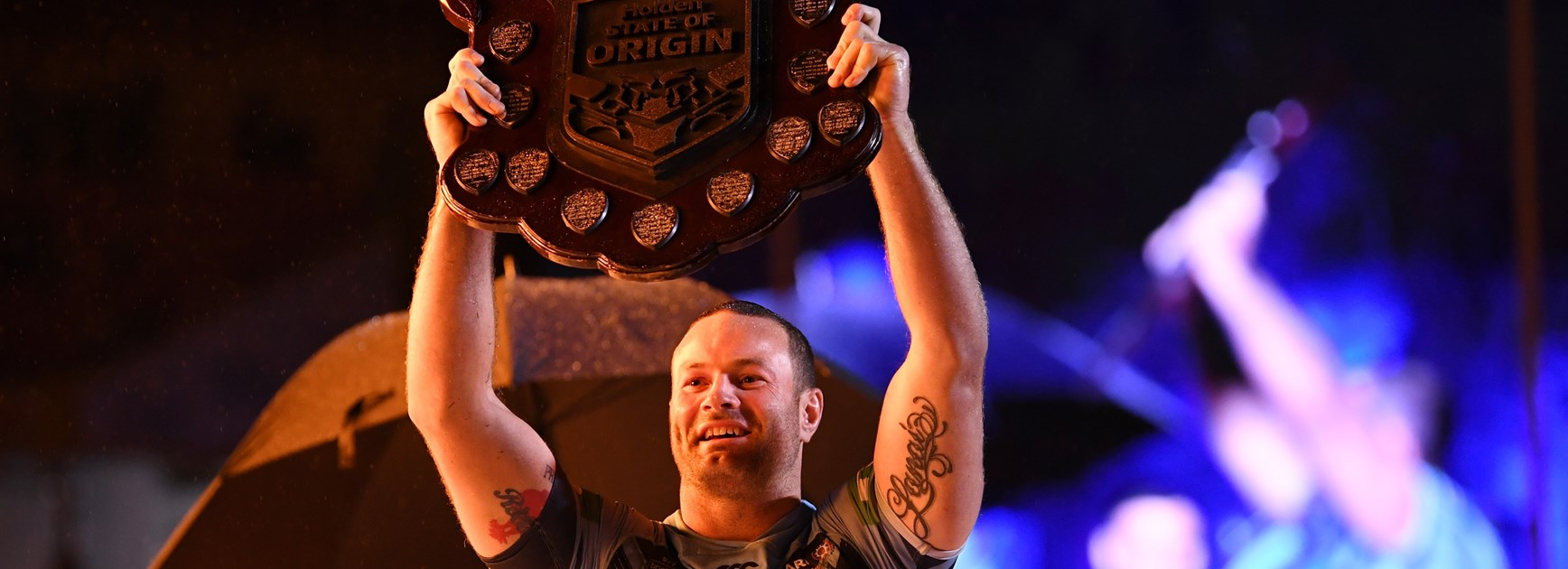 Exclusive: Cordner's final word before Origin camp