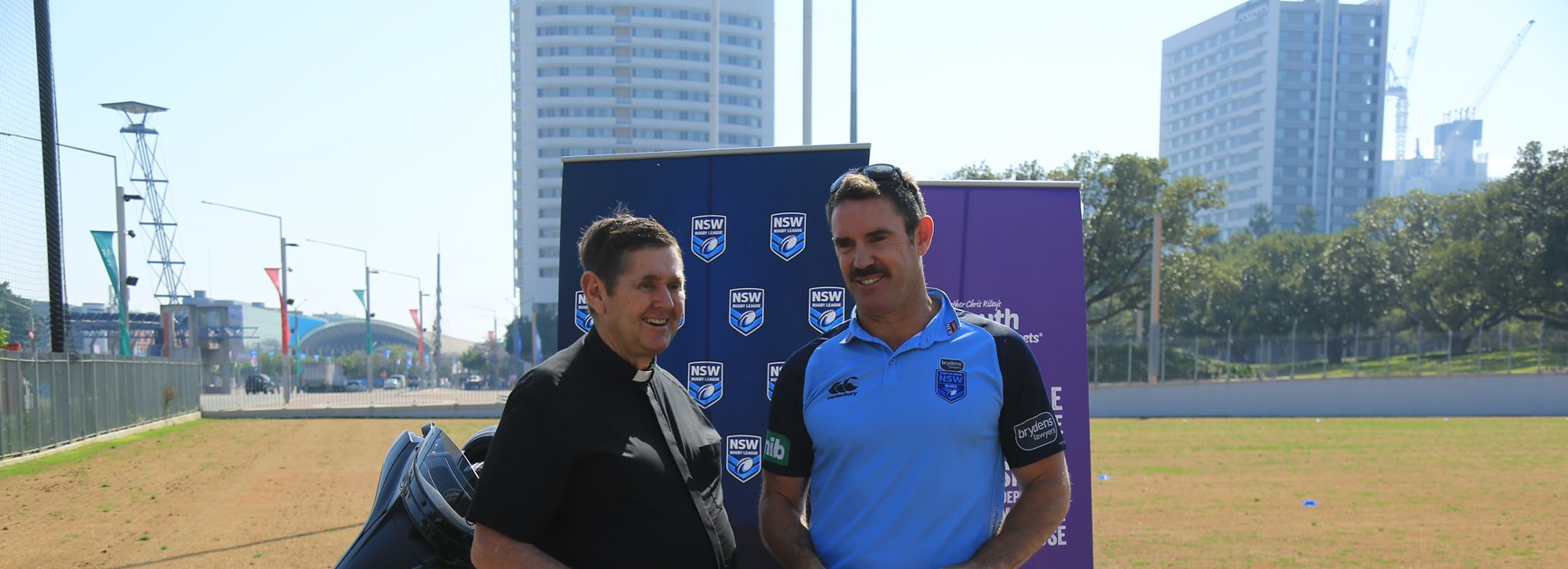 Fittler presents cheque as Hogs total hits $760,000