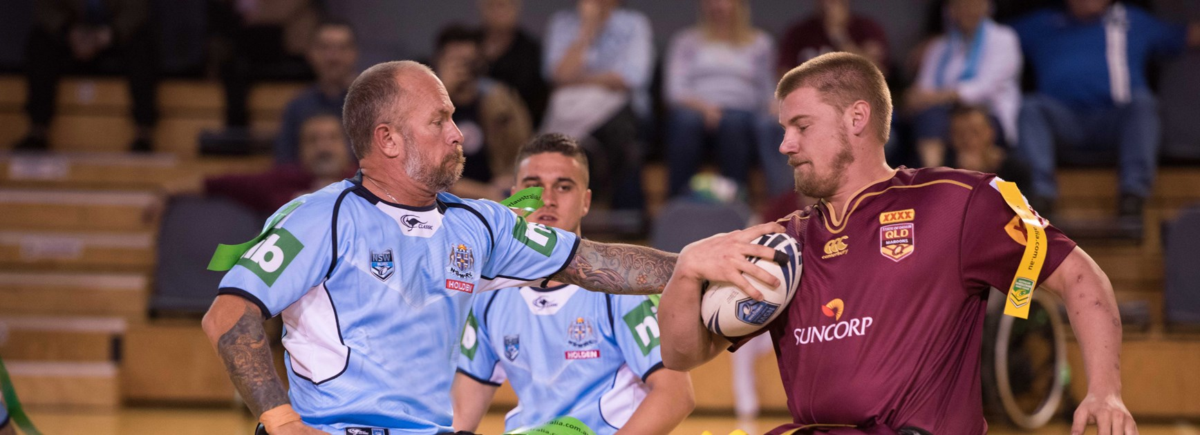 NSW To Host Wheelchair Rugby League Interstate Challenge