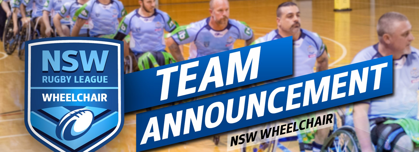 TEAM | NSW Wheelchair Rugby League