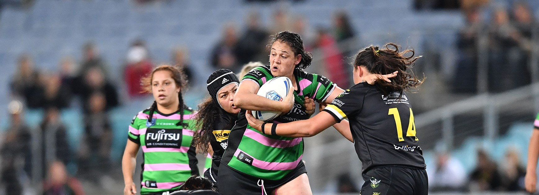 DRAW | Harvey Norman NSW Women's Premiership