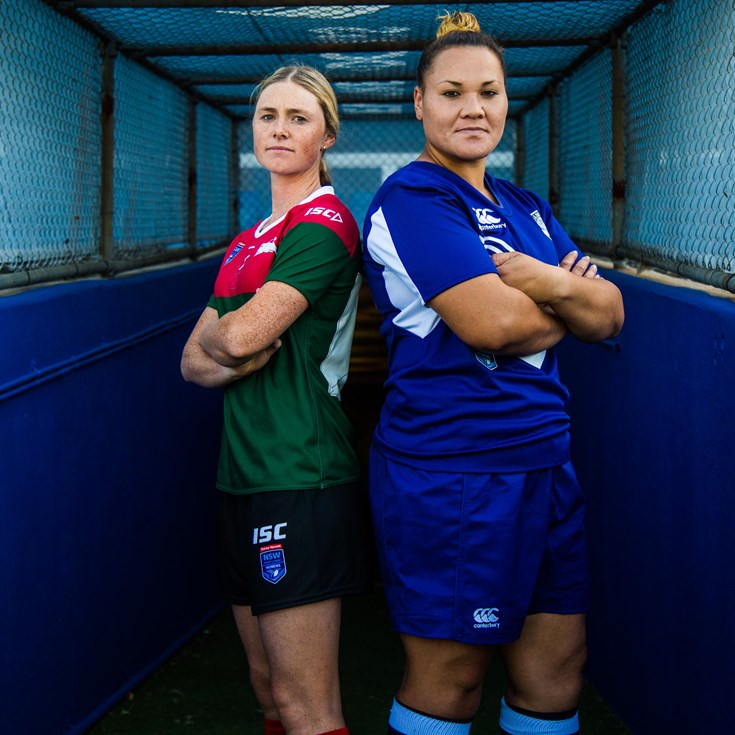 Women's Rugby League to Make History at ANZ Stadium