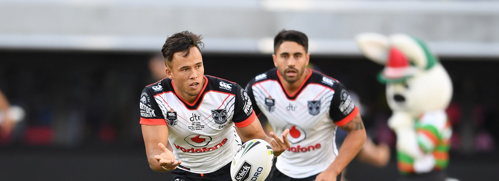 Bright Lights Of NRL Has Cook Hungry For More