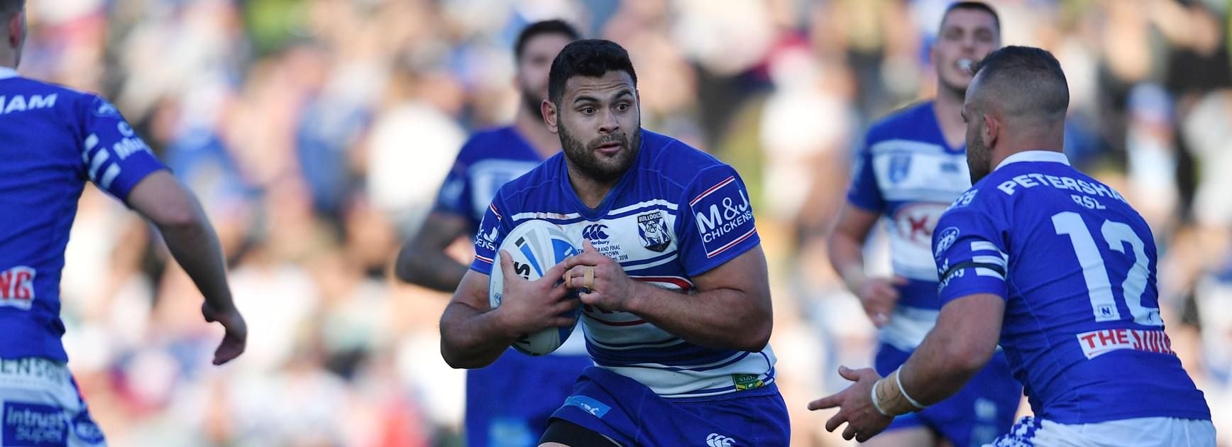 Bulldogs' outcasts to return to top tier