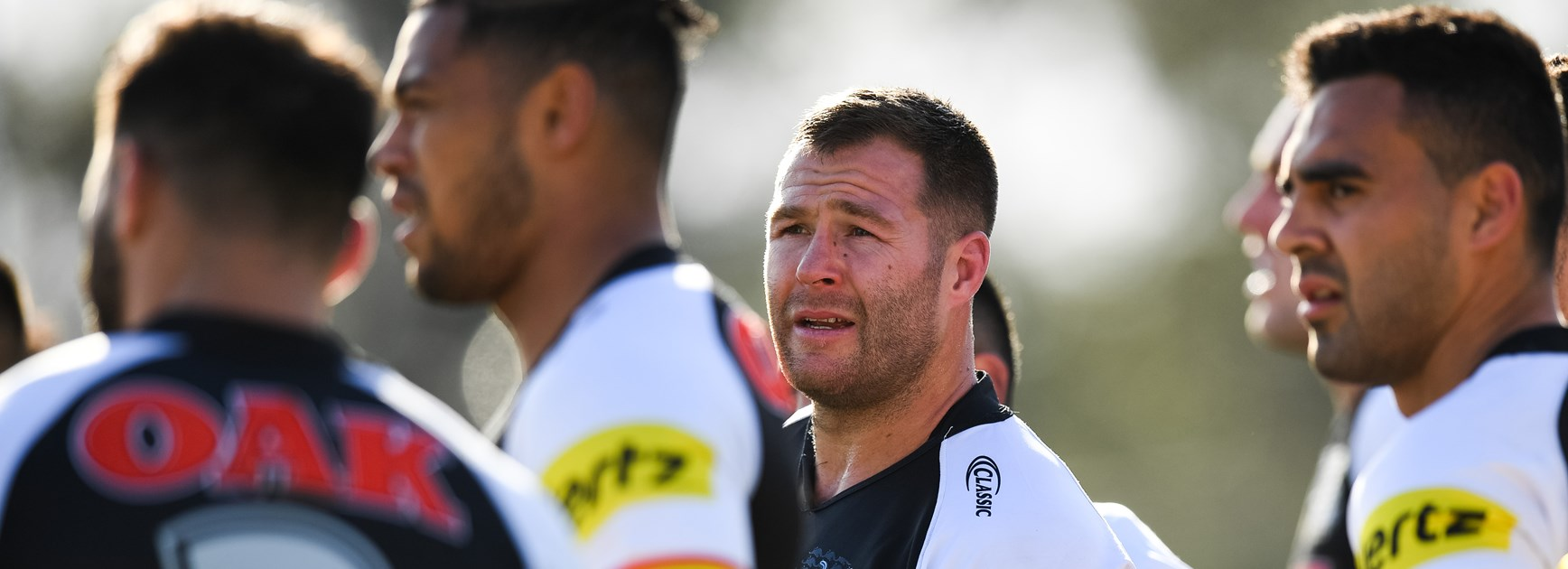 Merrin granted immediate release from Panthers: Reports