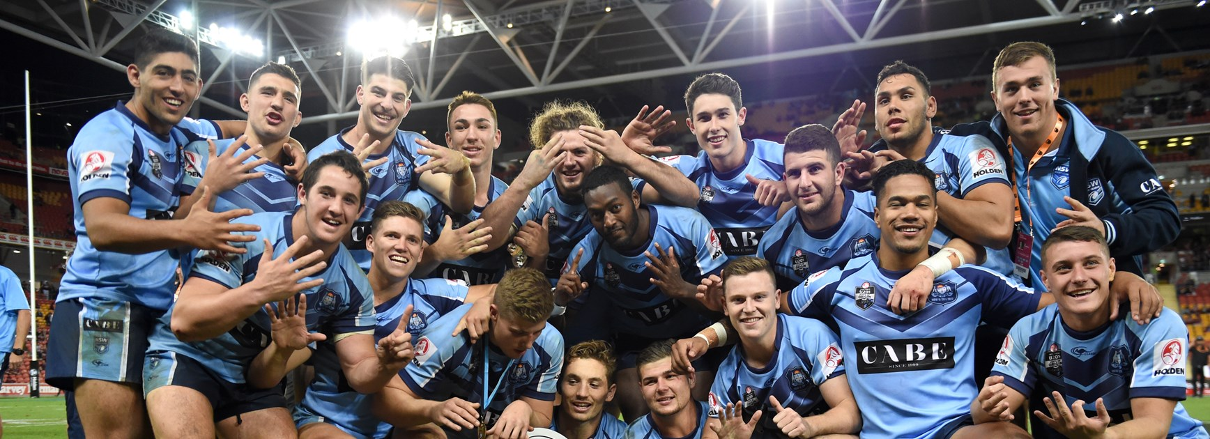 NSW Under-20 Squad Announcement