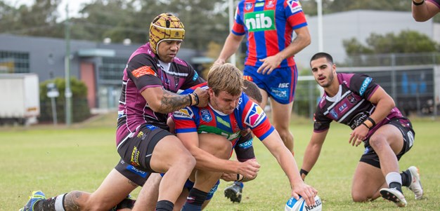 Brave Knights Lift to Down Hastings-Inspired Sea Eagles