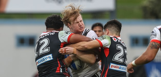 Western Suburbs Deny Warriors Five Times in Auckland Win