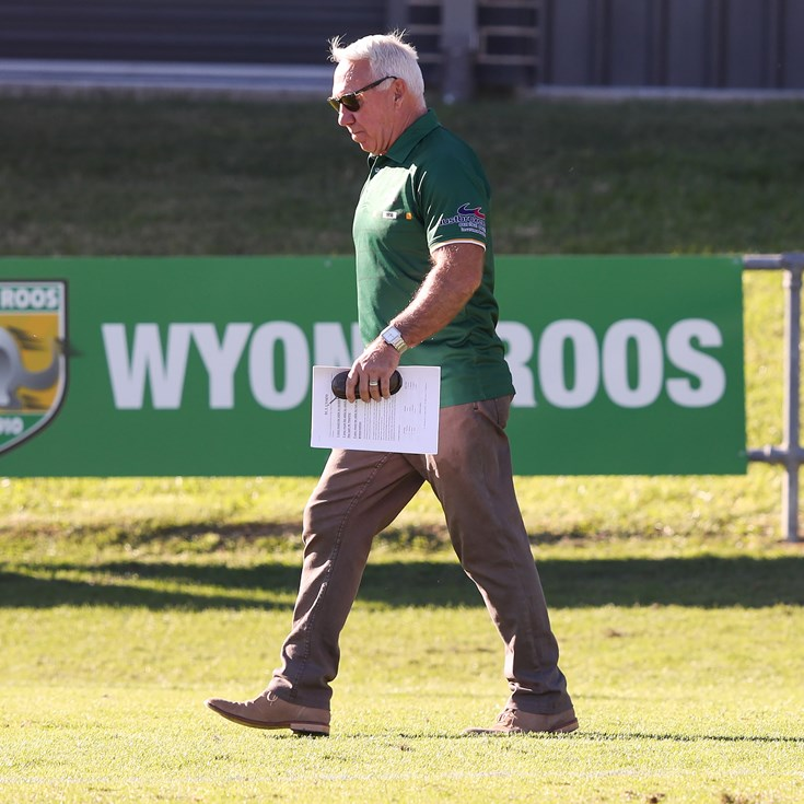 Rip Taylor Confident Roos Can Fire