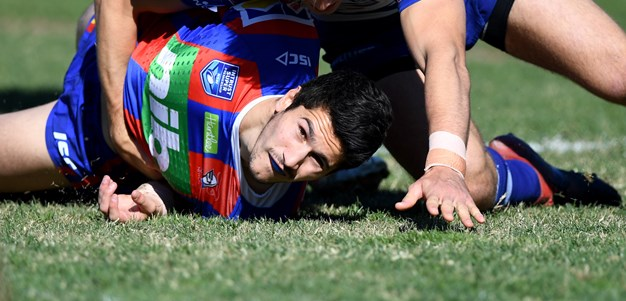 Injury-Riddled Bulldogs Overcome Knights