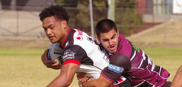 Resilient Sea Eagles Hold Off Warriors