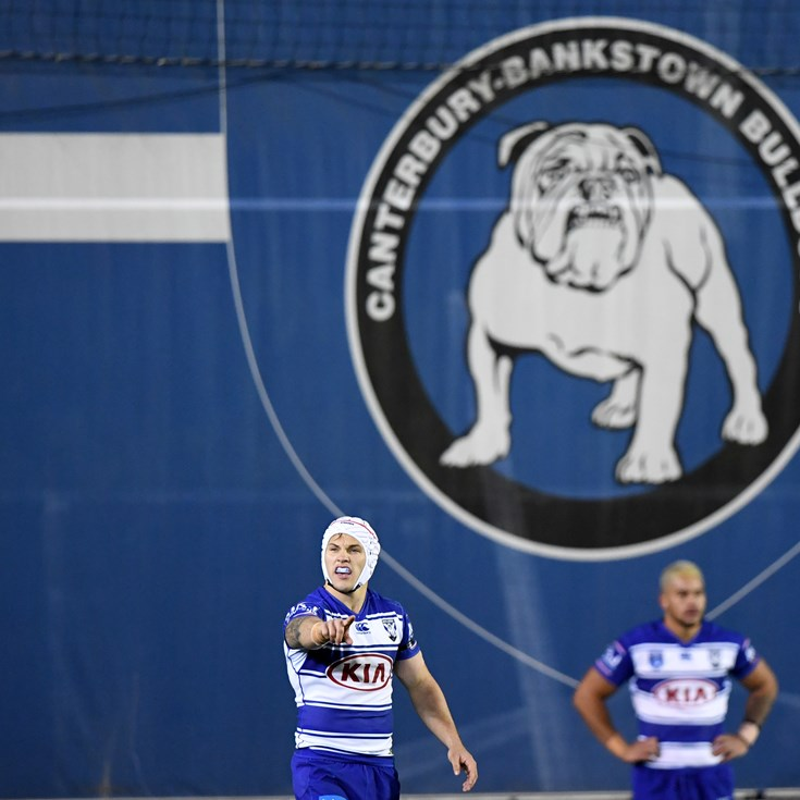Bulldogs Put Away Mounties at Belmore