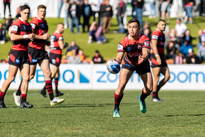 Captain Billy Brittain proved instrumental in the Bears' comeback against the Newtown Jets.