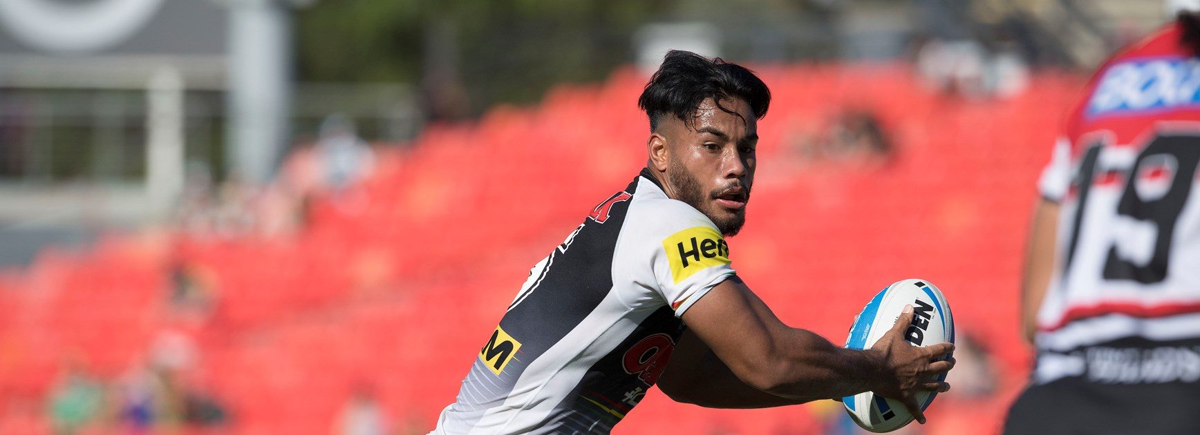 Panthers rookie Crichton settled ahead of NRL debut