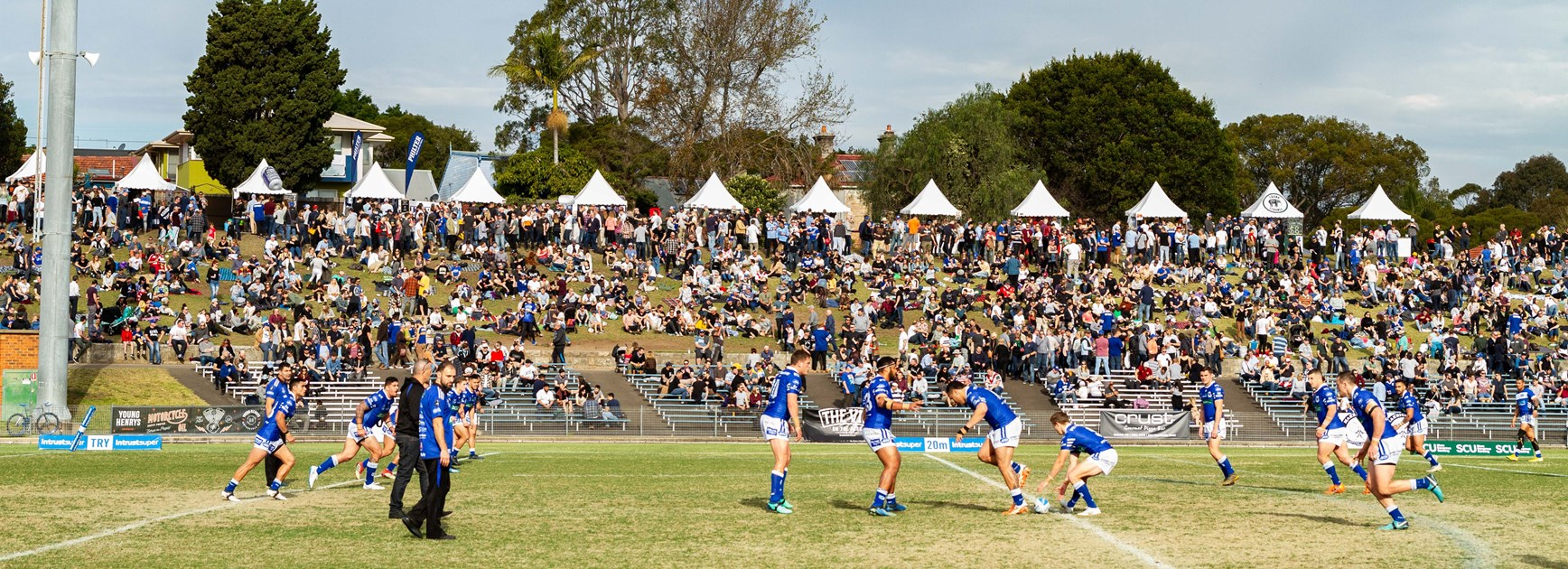 BIGGEST STORIES | #8 – Fans Flock To Henson For Festival Of Footy