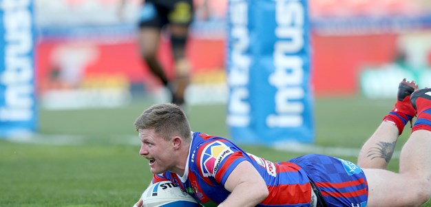 Newcastle Lift to Upset Mounties