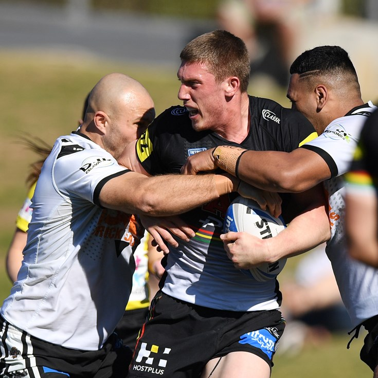 Panthers Wrap Up Minor Premiership in Style