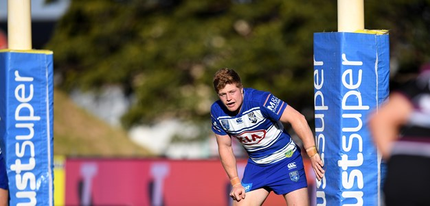 Bulldogs Surge to take out Sea Eagles