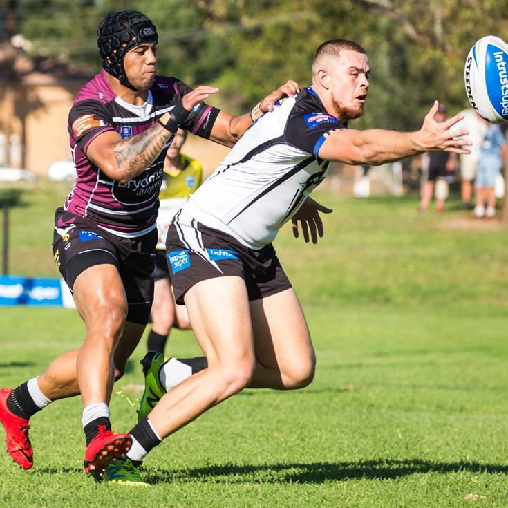 Wentworthville Upset Blacktown in Heated Contest