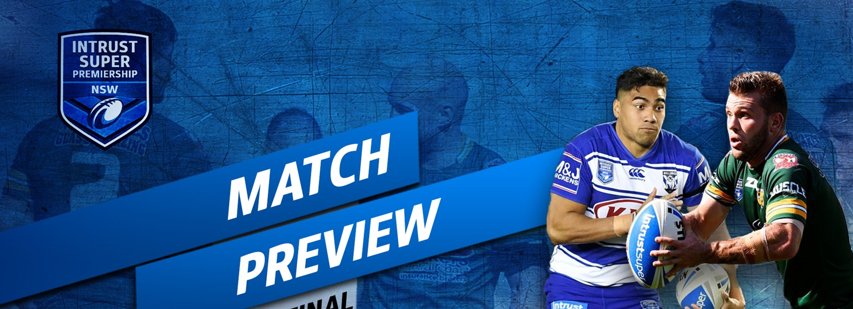 ISP PREVIEW | Bulldogs v Roos